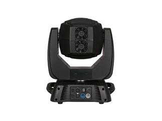 Showtec Infinity iS-200 W LED Spot Movinghead-Bundle inkl. CASE