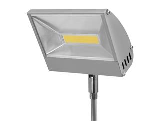 Eurolite LED KKL-30 Fluter 4100K silber