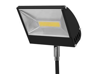 Eurolite LED KKL-30 Fluter 4100K schwarz