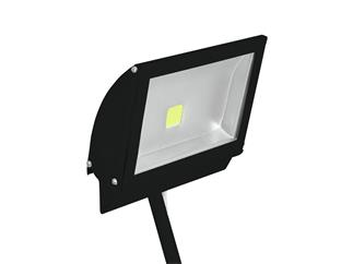 Eurolite LED KKL-50 Fluter 4100K schwarz