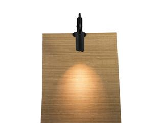 EUROLITE LED KKL-7 Spot 3000K schwarz