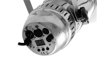 EUROLITE LED PAR-30 COB RGB 30W silber