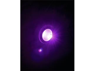 EUROLITE LED PAR-30 COB RGB 30W silber - GEBRAUCHT