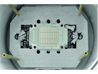 EUROLITE LED PAR-56 COB RGB 60W silber
