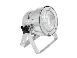 EUROLITE LED PAR-56 COB RGB 25W silber, inkl. IR-Fernbedienung