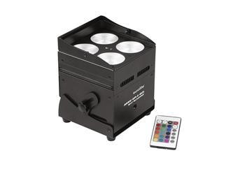 Eurolite AKKU UP-4 QCL Spot QuickDMX 4 x 8W RGBW LED B-STOCK