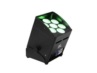 EUROLITE AKKU UP-7 QCL Spot QuickDMX