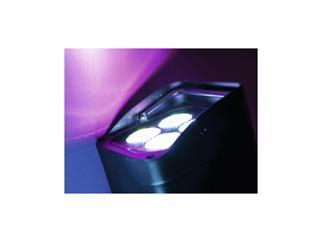 EUROLITE AKKU UP-4 HCL Spot WDMX 4x12W RGBAW-UV LED B-STOCK