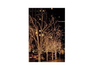 Showtec LED Rubber String Light WW 200 LEDS/20M/LED Space 10cm