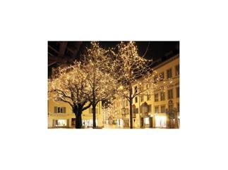 Showtec LED Rubber Curtain Light WW 500 LEDS/20 LEDS/1.5M string