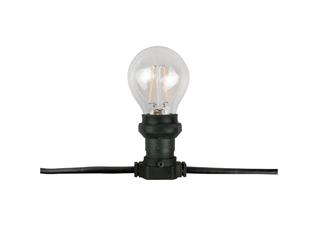 Showtec Belt Light E27, Black cable