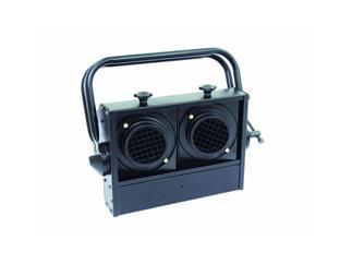 Audience Blinder,2xPAR-36,schwarz für 120V/650W DWE Lampe