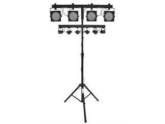 EUROLITE KLS-Kombo Pack 1 - KLS-200 + LED SCY-Bar + Stativ