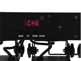 Eurolite LED KLS-30 Kompakt-Lichtset 12x 4W RGBW LEDs - nur 45x12x19cm