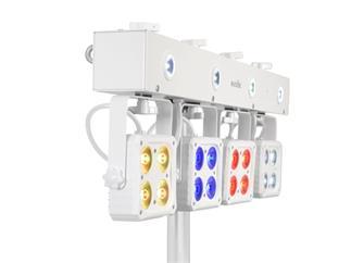 EUROLITE LED KLS-180 Kompakt-Lichtset weiss