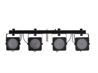 EUROLITE LED KLS-200 RGB DMX inkl. Case, 432x10mm LED (R+G+B), ca55W