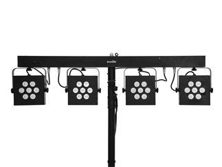 EUROLITE LED KLS-3002 Next Kompakt-Lichtset