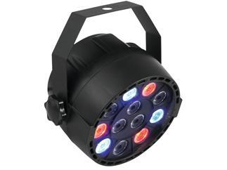 Eurolite LED PARty Spot RGBW DMX, 12x 1Watt