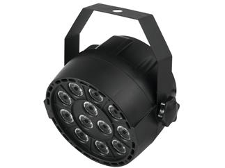 Eurolite LED PARty Spot RGBW DMX, 12x 1Watt