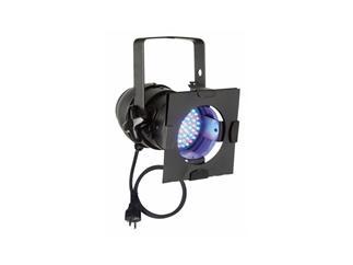Showtec LED Par 36 Kanne Schwarz DMX RGB