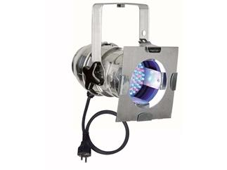 LED Par 36 Kanne chrom DMX