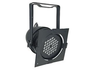 Showtec LED PAR64 36x3W schwarz