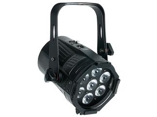 Showtec Medium Studiobeam Tour Q4 7x 5W RGBW LED