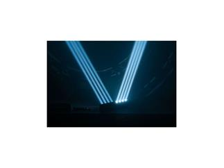 Showtec Wipe Out 3W 8x3W LED weiss