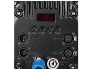 Showtec Power Spot 9 Q6 Tour, 9x12W RGBWAUV
