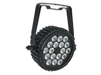 Showtec Compact Par 18 MKII schwarz 18x3W RGB