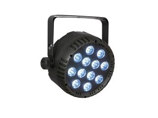 Showtec Club Par 12/6 RGBWAUV, 12x10Watt LED