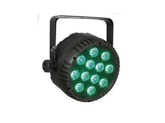 Showtec Club Par 12/6 RGBWAUV, 12x10Watt LED