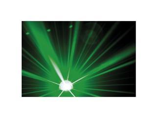 Showtec Disco Star 3x3 Watt TriLED dmx Strahleneffekt Spiegelkugeleffekt, Aktionspreis