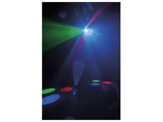 Showtec Mirage IMC, DMX, sound, 18 x 3Watt LED RGB