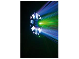 Showtec Dominator LED-Effekt + Laser-Effekt + Stroboskopeffekt