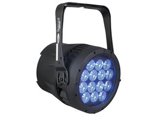 Showtec Spectral M3000 Q4 8-40° Zoom, RGBW LED, Tour