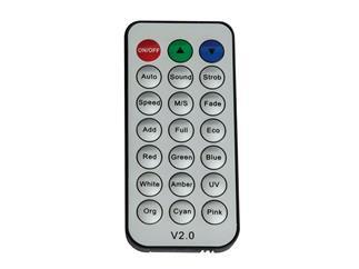 Showtec IR Remote for EventLITE 4/10 Q4