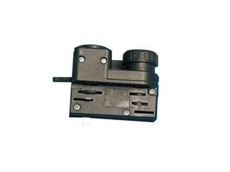 3-phasen Stromschienenadap schwarz