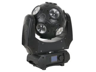 SHOWTEC Galaxy 360 - 12 9W RGBW LED