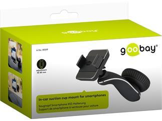 goobay Saugnapf Smartphone KFZ-Halterung