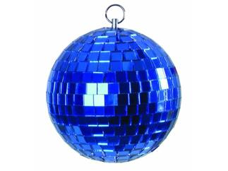 Spiegelkugel Blau 5cm