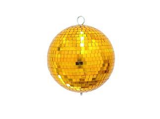 Spiegelkugel GOLD 20cm im Farbkarton
