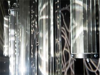 EUROLITE Spiegelzylinder 30cm