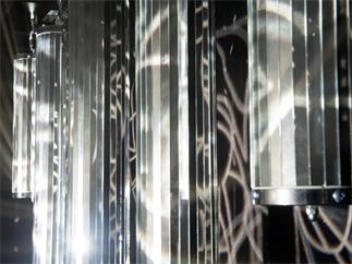 EUROLITE Spiegelzylinder 90cm