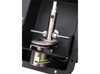 Spiegelkugelmotor für Kugeln bis 100cm, bis 40kg