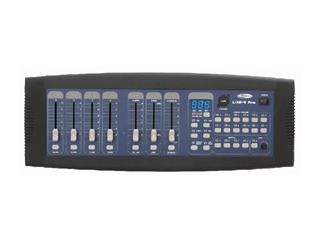 Showtec Lite 4 Pro, 9 Kanal DMX-Controller
