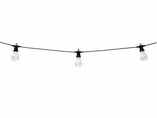 EUROLITE LED BL-10 Lounge-Deko-Lichterkette für Terasse und Grillparty