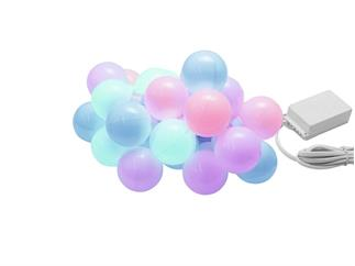 EUROLITE LED Party Balls Lichterkette - 20 Kugeln