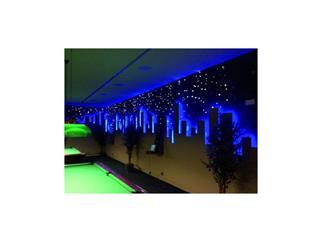 LED Neon Flex 230V EC blau          100cm