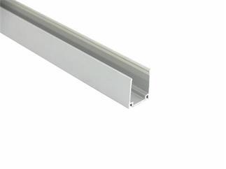 EUROLITELED Neon Flex Aluminiumkanal 2m eloxiert